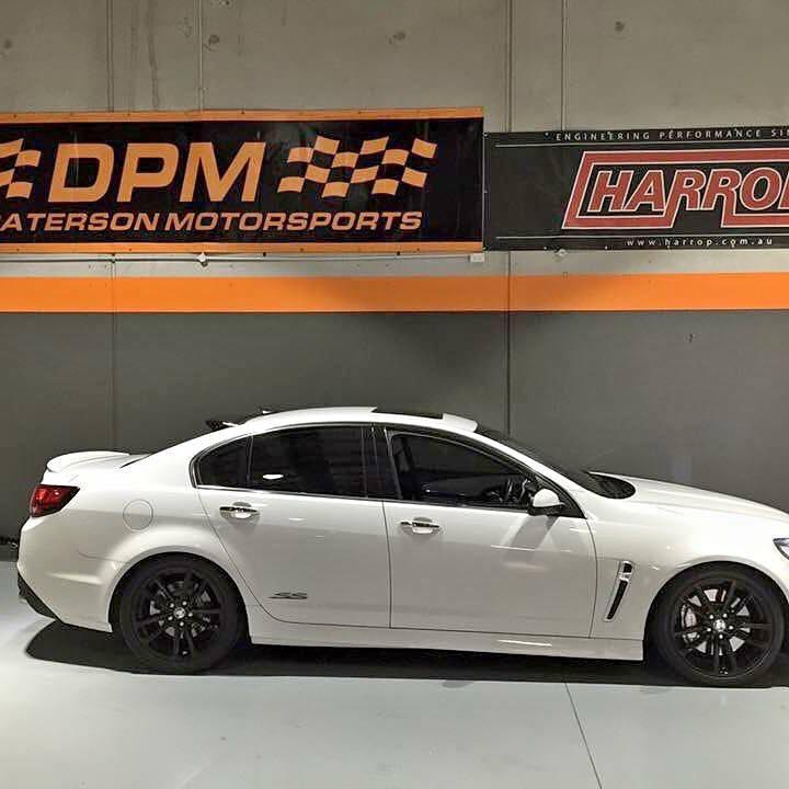 2014 Holden VF SSV Redline 6 0 Manual 282rwkw - LSX Performance Parts