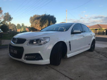 2014 Holden VF SSV Redline 6.0 Manual 282rwkw