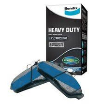 Bendix DB2317-HD & DB1937-HD - Front & Rear Brake Pads