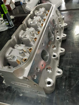 Brodix BR Series LS7 CNC Ported Cylinder Heads | Outright Package