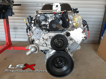 LSA 6.2L Supercharged Crate Engine | LSX Stage 2 | 550 Kw / 740 HP