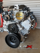 LSA 6.2L Supercharged Crate Engine | LSX Stage 3 | 610 Kw / 820 HP
