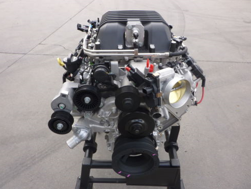 LSA 6 2L Supercharged Crate Engine | LSX Stage 4 635 kW / 850 HP