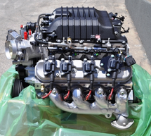 LSA 6.2L Supercharged Crate Engine | LSX Stage 5 | 650 Kw / 870 HP
