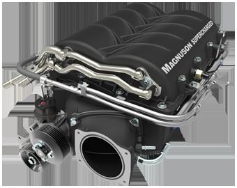 Magnuson Heartbeat 2300 Supercharger Kit