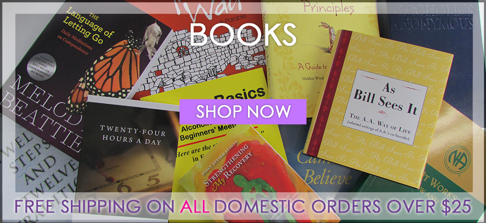12 Step Recovery Books