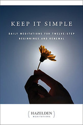 KEEP IT SIMPLE, MEDITAION BOOK