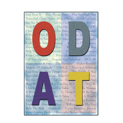 ODAT GREETING CARD