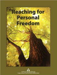 REACHING FOR PERSONAL FREEDOM