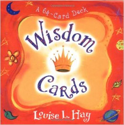 LOUISE L. HAY WISDOM CARDS