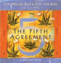 The Fifth Agreement Card Deck