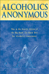 The Big Book of Acoholics Anonymous 4th Edition Hardcover