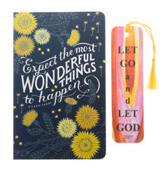 Expect the Most Wonderful Things to Happen Journal Bundle
