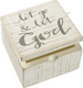 A God box with a message!