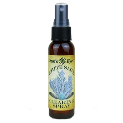 White Sage Clearing Spray