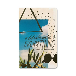 Attitude is everything! Cultivate an attitude of gratitude with this lovely journal!
