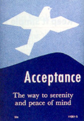 Acceptance Pamplet: A Way to Serenity