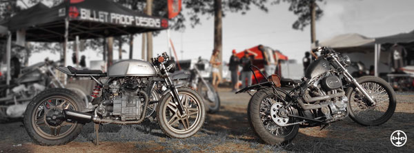 Dan and Damian's Motorcycles