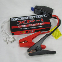 REDESIGNED Antigravity XP-1 Micro Start - Battery Jump Starter & Charger - Mini Portable Back Up Power Supply - Emergency Roadside Travel Kit - Phone Charger - Flashlight with SOS - JUMPS A V 8 TRUCK