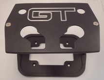 Billet Aluminum Group 34/78 Optima Battery Tray - Mustang GT - Textured Black