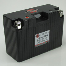 LFX18A1-BS12 Shorai LFX Lithium Iron Light Weight High Performance Motorcycle Battery for Ducati V-Twins and Larger Street Bike Motors - 18 Ah 12 Volt 2.3 Pounds 270 CCA - RIGHT SIDE NEGATIVE TERMINAL - 5 YEAR WARRANTY!