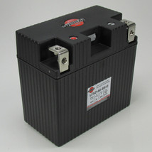 LFX21A6-BS12 Shorai LFX Lithium Iron Light Weight High Performance Motorcycle Battery Great for BMW Touring and Offroad Bikes -  21 Ah 12 Volt 2.9 Pounds 315 CCA - RIGHT SIDE NEGATIVE TERMINAL - 5 YEAR WARRANTY!