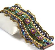 Sunny Bracelet Kit Green&Bronze