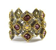 Persian Bracelet Kit Nickle& Antique Pink