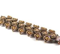 Katnip Bracelet Beading Kit Silver/Gold/Rose Gold