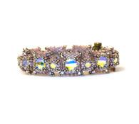Caracal Bracelet Beading Kit *Pink & Crystal AB