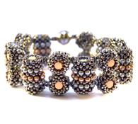 Mirage Bracelet *Rose Gold & Crystal AB