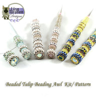Beaded Tulip Awl Pattern