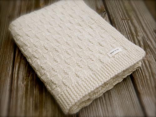Basketweave Blanket Pattern Pdf Big Bad Wool
