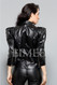 Ladies Leather Jacket LISTA back