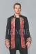 Cotton tailcoat Steampunk Jacket Maroon HARINGTON  image 3