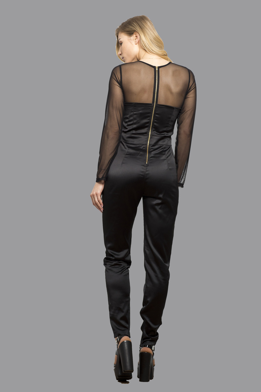 7995582594f Tissa Elegant Womens Jumpsuit Playsuit Catsuit All in One Dress with ...