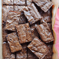 BIG Brownie Slab (16-20 portions)