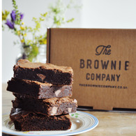 ¼ Brownie Slab (4-6 portions)