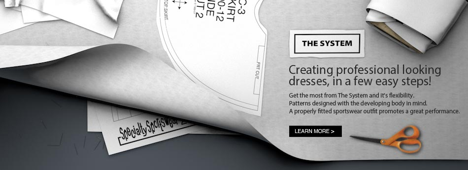 Specialty Sportswear Patterns