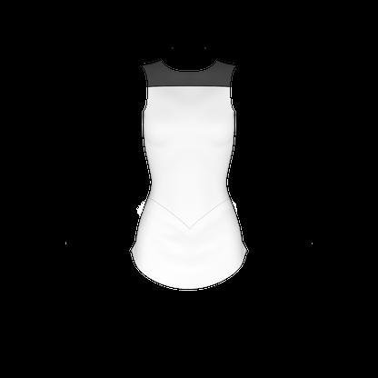 Vd Inset Skirt Pattern Ice Skate Dress Roller Skate Dress Dance