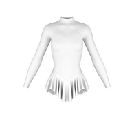 figure skate dress pattern, roller skating dress pattern, twirler costume patterns, dance costume patterns, ballet dancewear pattern, gymnastic costume patterns,