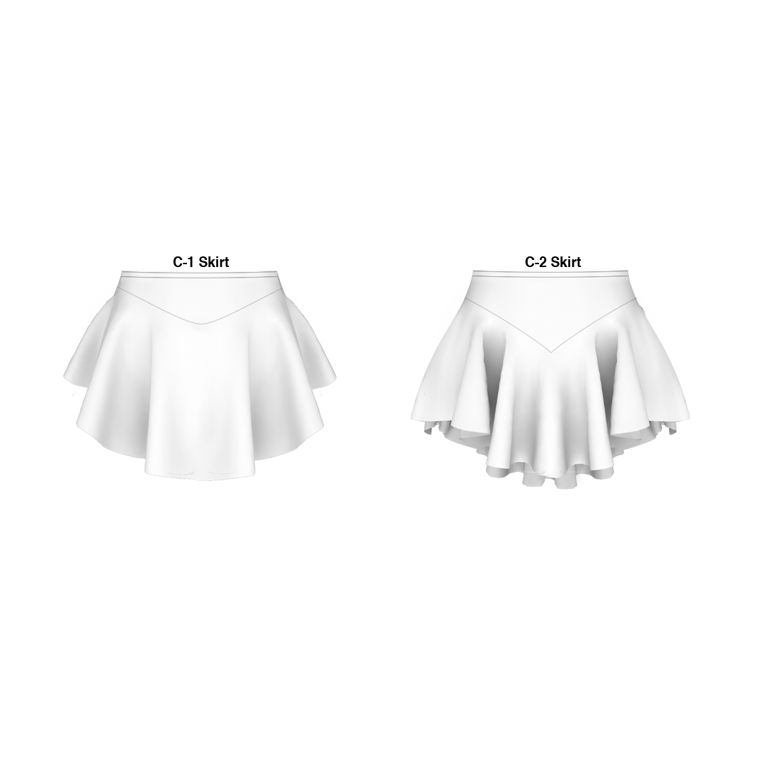 C-2 & C-1 Traditional Panty Skirt Pattern 200-M018 - www ...