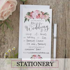 Wedding Stationery Supplies