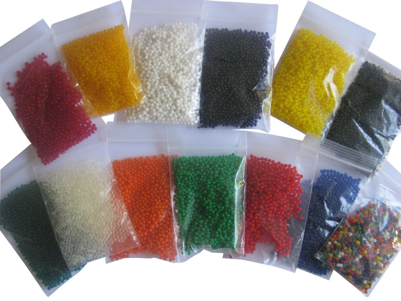 Crystal Soil Gel Beads