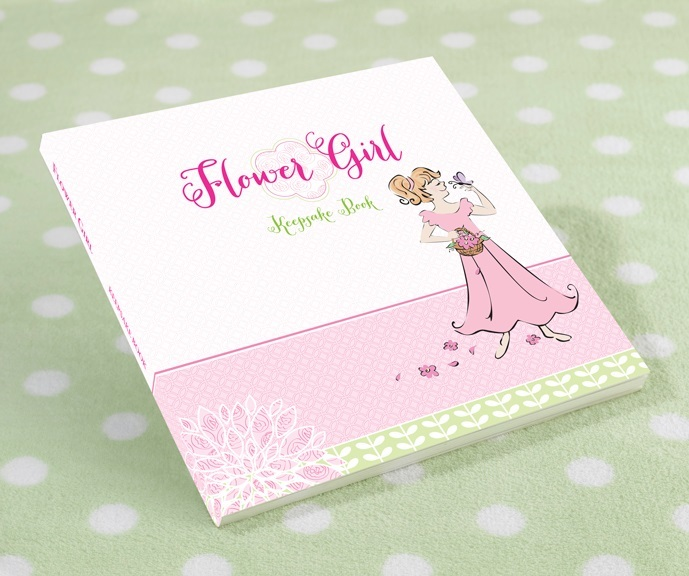 Flower Girl Keepsake Gift