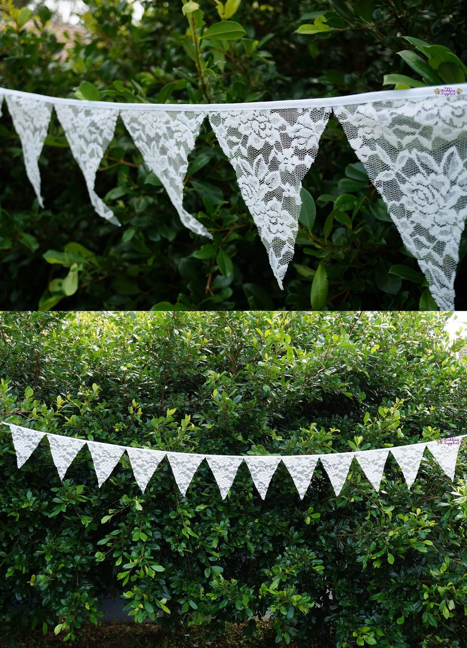 Lace Bunting