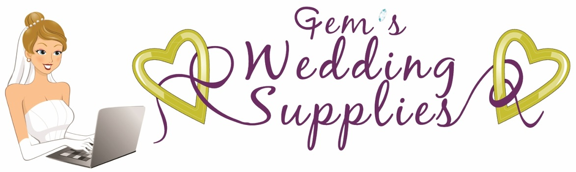 Gems wedding supplies ebay stores all items new arrival ending soon items on sale junglespirit Choice Image