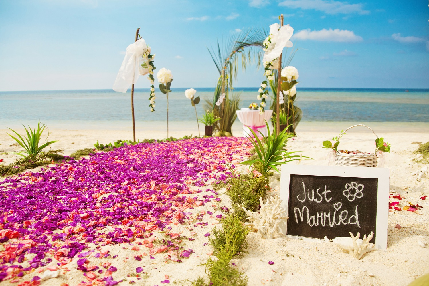 Planning a Summer Wedding