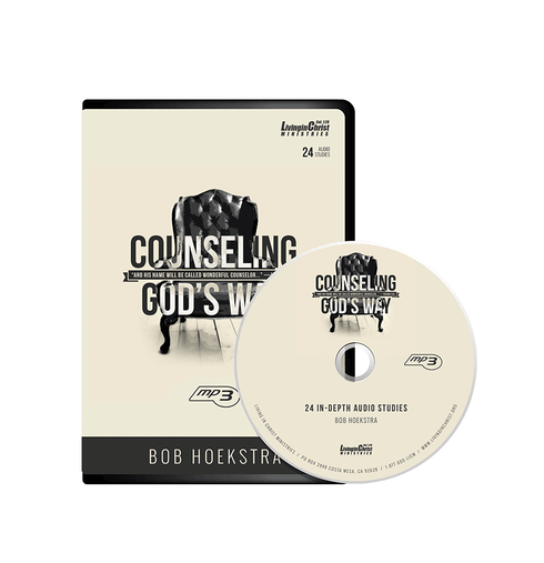 Counseling God's Way MP3 Disc