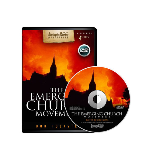 The Emerging Church Movement DVD Set
